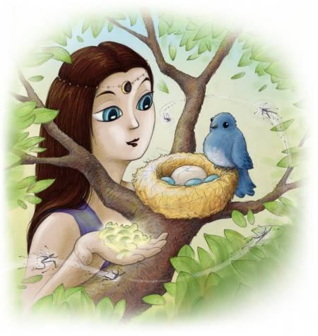 Devany of The Midas Tree